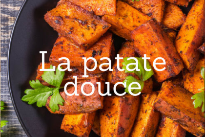 Recette patate douce, healthy food - personal trainer luxembourg