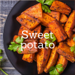 Sweet potatoes recipe - personal trainer luxembourg