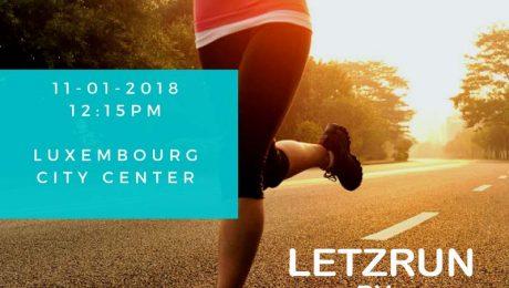 Letzrun Luxembourg ville course à pied