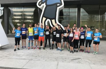 ING night marathon Luxembourg - personal trainer